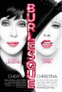 burlesque1 202x300 Cher Films