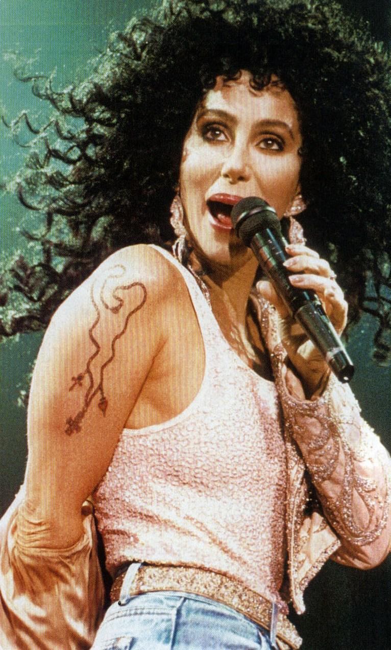 Cher Nude Photos 8