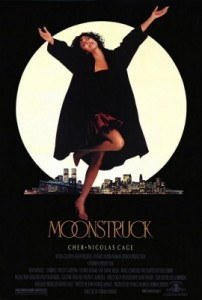 moonstruck 202x300 Cher Films
