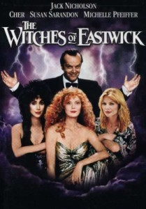 witches 209x300 Cher Films