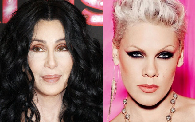 cherpink newalbum Pink Its such an honor writing for CHER