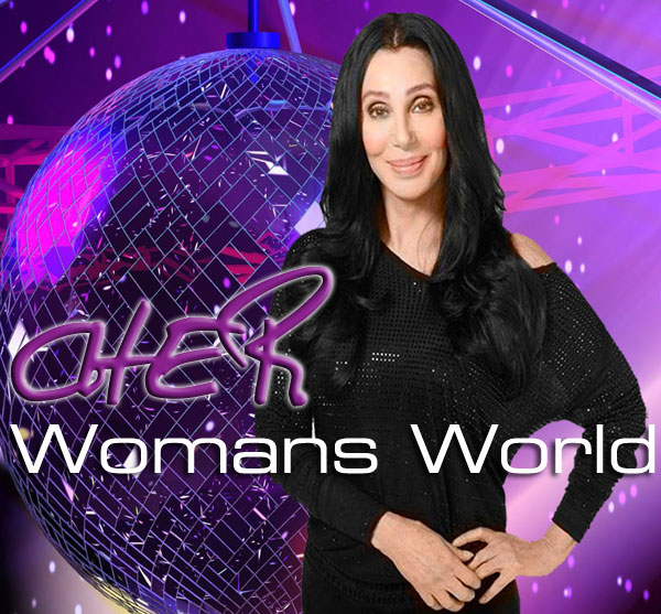 cherwomansworld1 CHER Officially releases WOMANS WORLD   Listen!