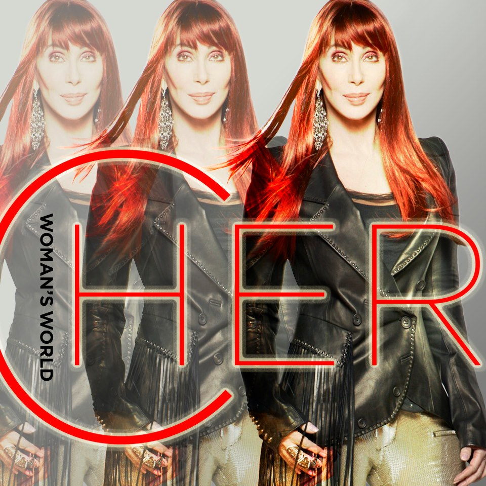 cherwomansworldsingle CHER Officially releases WOMANS WORLD   Listen!