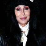 cherbalmain5 150x150 Cher at Balmain runway show Paris with Fergie