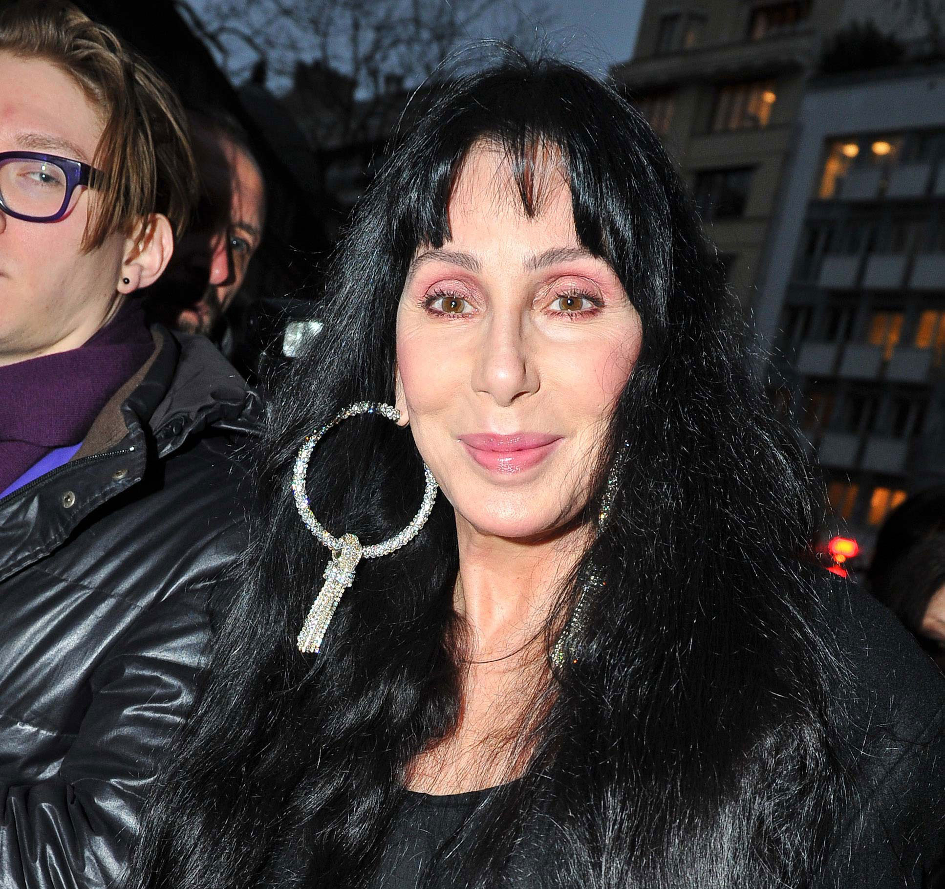 cherparisfashion10 Cher at Paris Fashion Week, Announces Album Release September