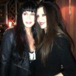 Cher and Loree Rodkin