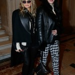chershoppingparis5 150x150 Cher at Balmain runway show Paris with Fergie