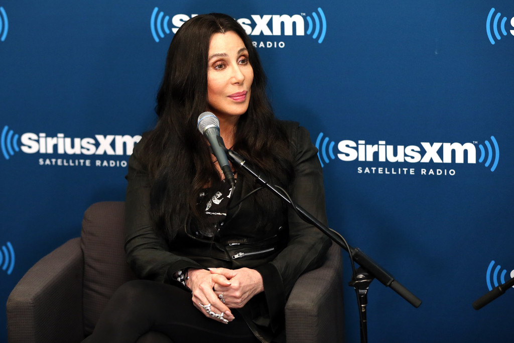 """Cher Answers Questions at Siriusxm's """"Town Hall"""" Series"""