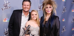 Cher and The Voice Winner