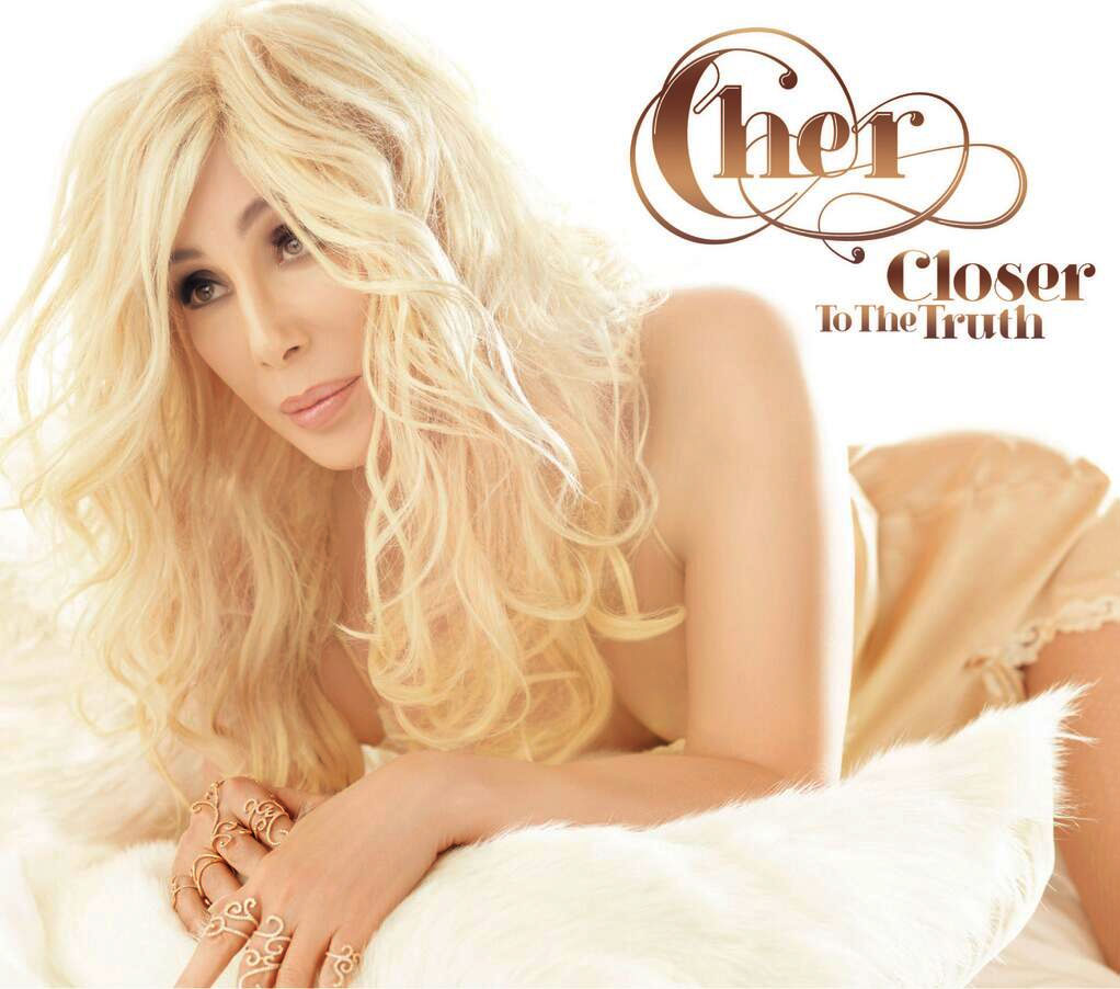 cherworldcovercloser Cher Closer To The Truth Album Cover