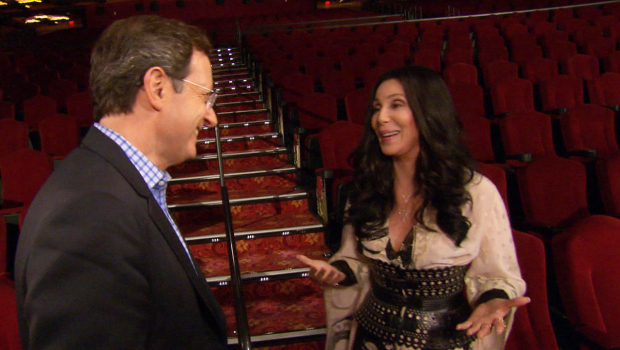 CBSNews Cher Speaks her mind on CBS Sunday Morning