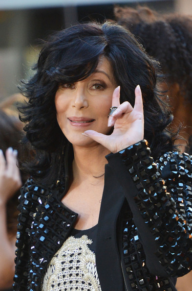 Here We Go Again >> Cher Today Show Concert Photos