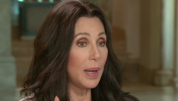 chercbs2 Cher Speaks her mind on CBS Sunday Morning