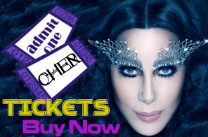 chertickets1 Cher Dressed To Kill Tour Phoenix Review & Set List