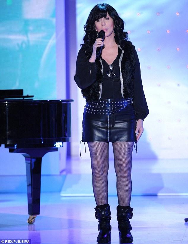 Cher Vivement Dimanche in Paris