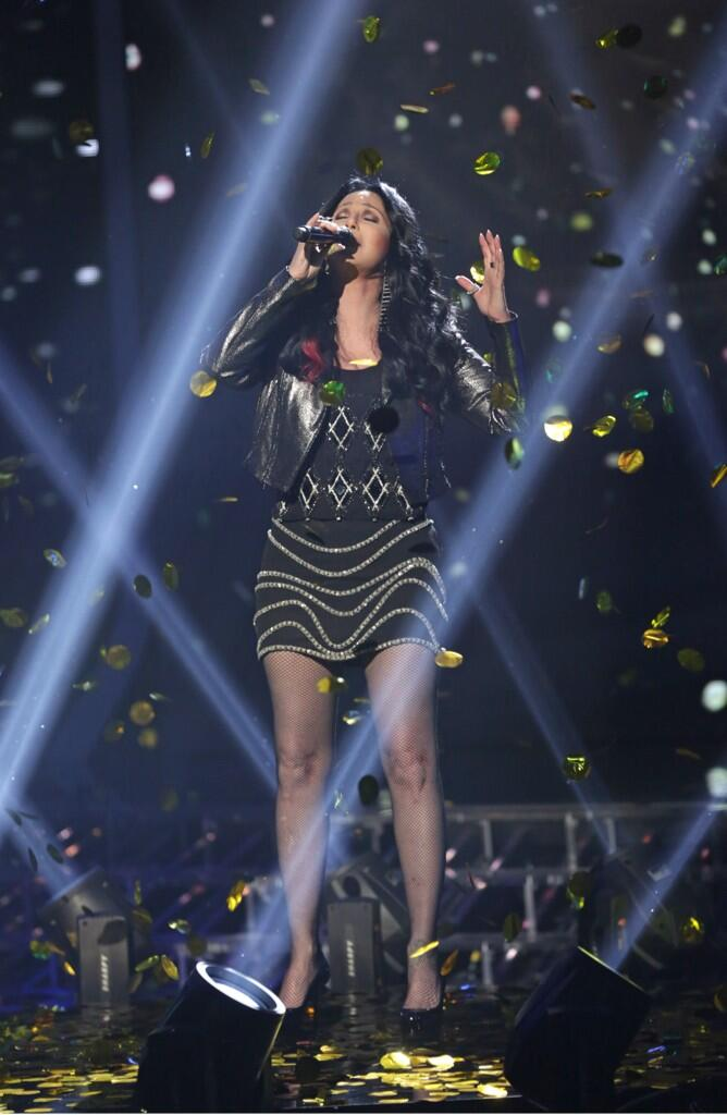Cher X Factor UK I Hope You Find It