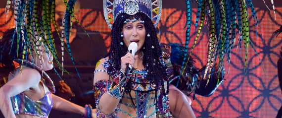 Cher In Concert - Boston, MA