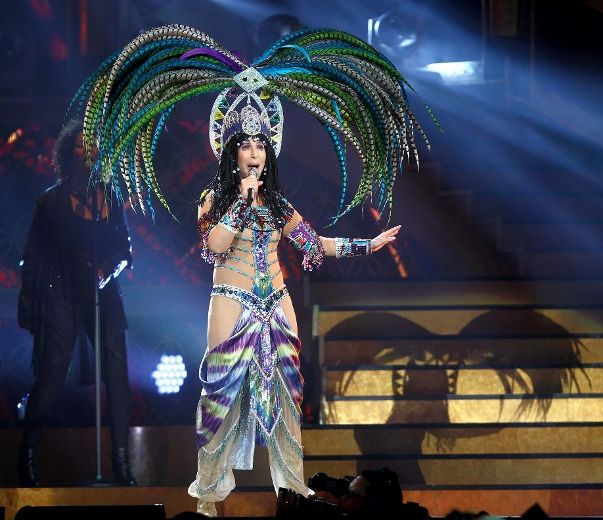 Cher Calgary D2K Tour