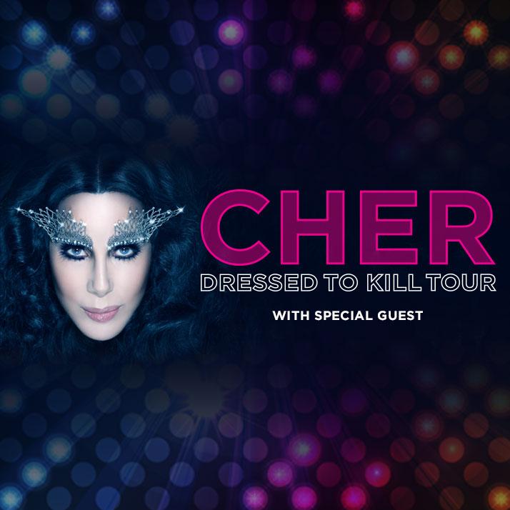 Cher World Tour