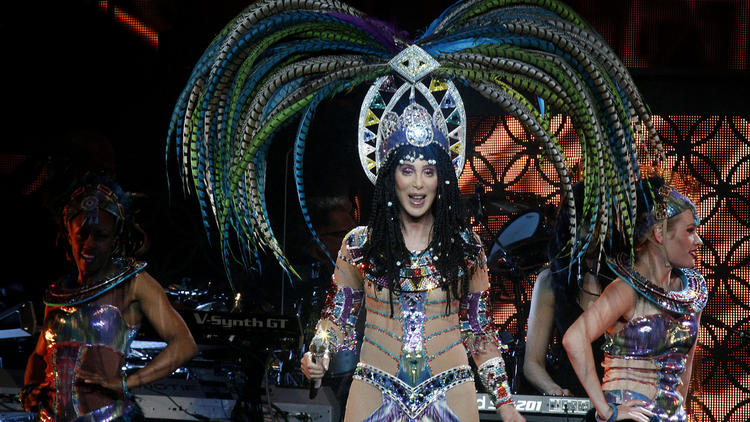 Cher Staples Center LA Review