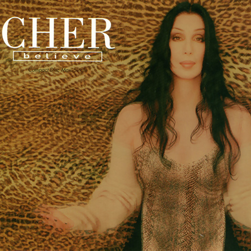 Cher Believe Triple Platinum