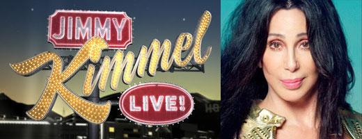 Cher Jimmy Kimmel Live