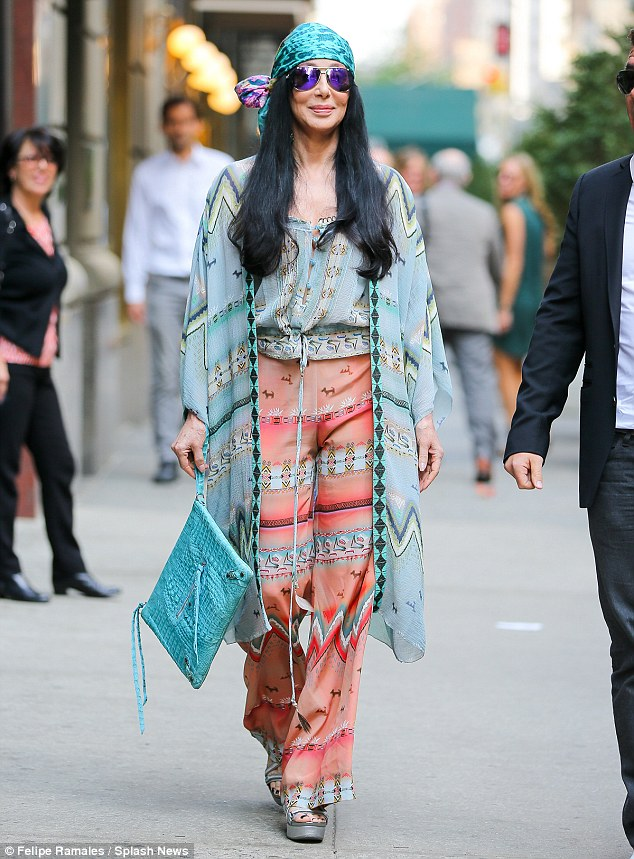 Cher New York