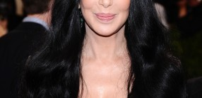 "FILE - In this May 4, 2015 file photo, Cher arrives at The Metropolitan Museum of Art's Costume Institute benefit gala celebrating ""China: Through the Looking Glass"" in New York. From drought-shaming to eco-boasting, willing or not, celebrities play a role in raising awareness about the debilitating drought in Calif. Cher, a Malibu resident, has let her grass go brown and has talked about the water shortage on Twitter. (Photo by Charles Sykes/Invision/AP, File)"