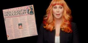 Cher National Enquirer