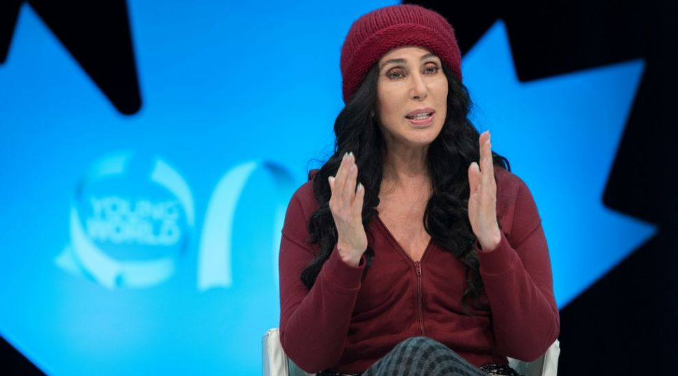 Cher Angry