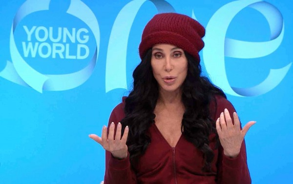 Cher one World Conference