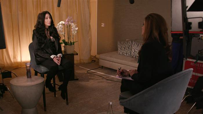 Cher Today Interview