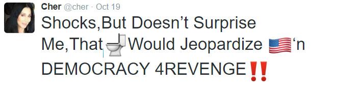 Cher Revenge