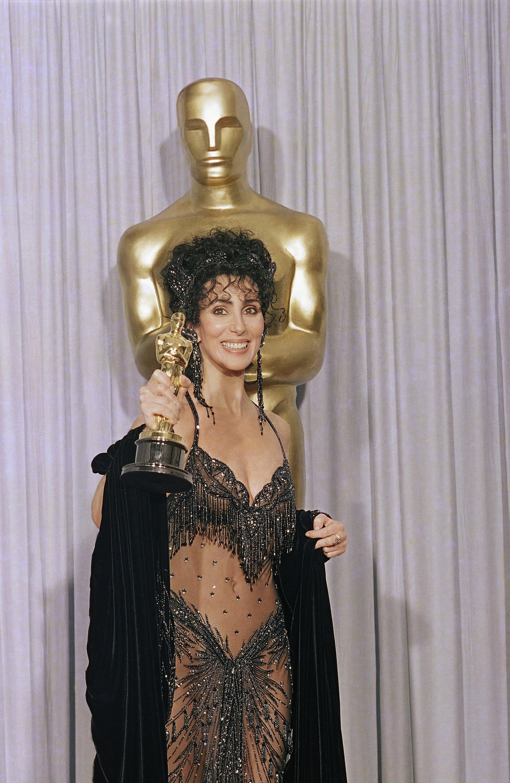 60th Academy Awards   Cherworld.com   Cher Photos, Music, Tour & Tickets