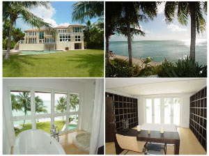 Cher's house Miami