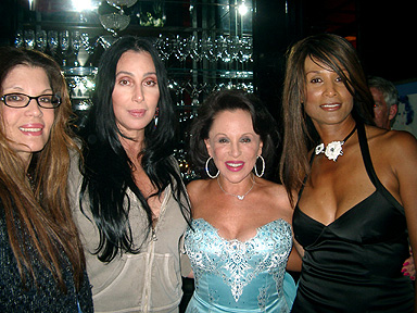 Cher party