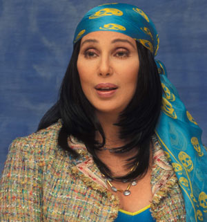 guestbook Cher, 60, next 'American Idol' Judge?