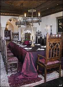 Cher clears home of Gothic items - Cherworld.com - Cher Photos ...