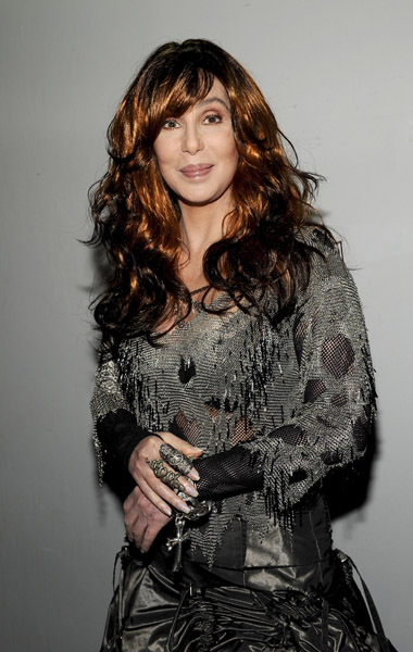 Cher Grammys 2008