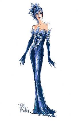 Cher Vegas Costume