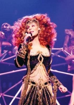 Cher 2009 Las Vegas Tickets