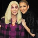 Cher Celine Dion Las Vegas