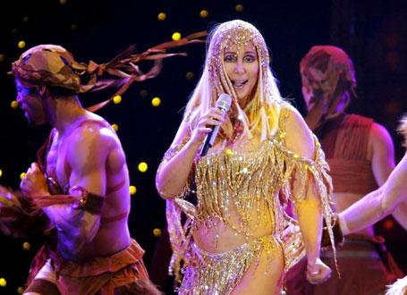 Cher new movie Burlesque