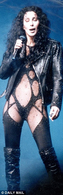 Cher Turn Back Time Outfit