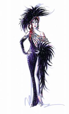 chercostume1 Cher's Las Vegas Costume Creator