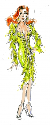 Cher new Las Vegas Costumes