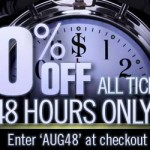 Take 10% OFF Cher Las Vegas Tickets