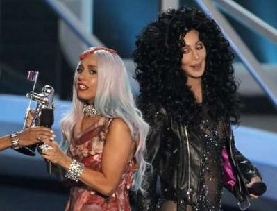 Cher and Lady GaGa Awards