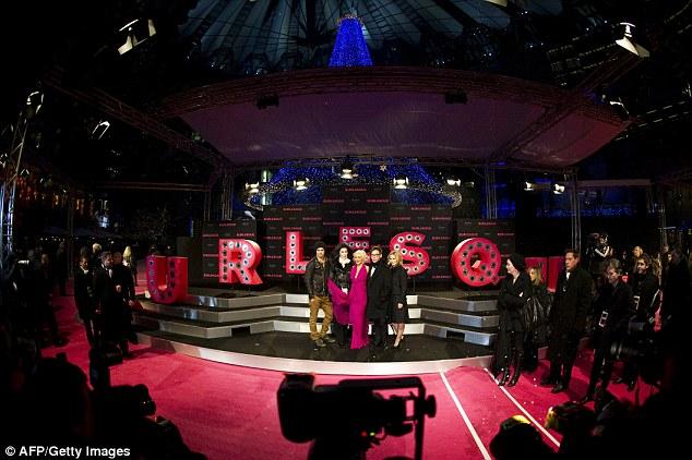 Cher Berlin Burlesque Premiere 2010