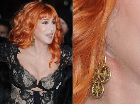 Cher Face Lift Tape